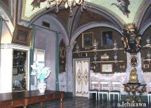 王侯貴族が顧客のサンタ・マリア・ノヴェッラ薬局とオーデコロンの起源 Santa Maria Novella in Firenze