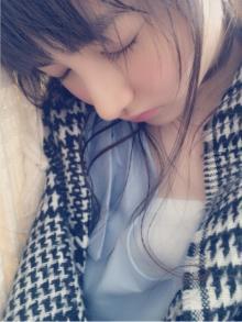 モー娘。小田さくら 後輩・尾形春水の一番かわいい寝顔公開