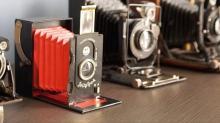 39ドルで買えるビンテージ風インスタントカメラ「Jollylook」…安さの秘密は、再生ダンボール