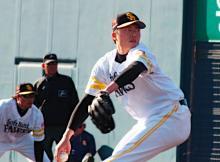 田中、まずまずの紅白戦=プロ野球