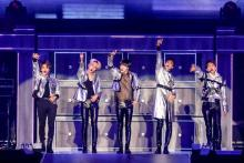 SHINee、4年ぶりの大阪城ホール2daysでファン19,000人を魅了!