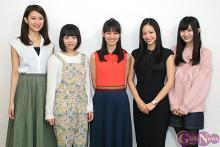 【ミュージカル『美少女戦士セーラームーン』 キャストインタビュー】「北海道に熱い愛を届けに行きます!」