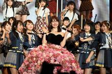 小嶋陽菜、AKB48卒業日が誕生日の4月19日に決定 『こじまつり~前夜祭~』で発表