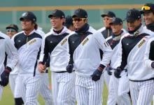 侍、WBCへ始動=野球