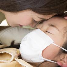 子どもの病気、きょうだいや親への感染を防ぐには?