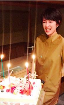吉瀬美智子 上戸彩夫婦から誕生祝い「W夫婦で沢山笑いました」