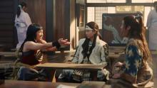 乙ちゃん、知ったかでかわいい一面 三太郎と攻守逆転?