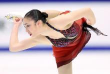 スピードスケートの高木美が3冠=本郷はSP2位-冬季アジア大会