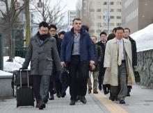 ロシア人男性、無罪確定へ=検察側、有罪主張せず-拳銃おとり捜査再審・札幌地裁