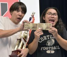 『ワタナベお笑いNo.1』優勝はロッチ 2本目のジンクスに打ち勝つ