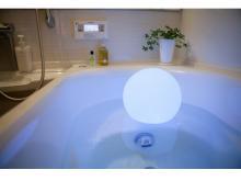 幻想的な癒しの灯り!満月みたいな防水LEDインテリアライト
