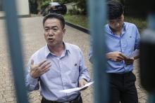 VX入手経路追及=正男氏親族の訪問否定-マレーシア警察