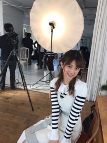 3月仕事復帰宣言の小倉優子 ママになっても可愛いと称賛