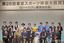 平野ノラ、北野武監督作でヌード宣言<第26回東京スポーツ映画大賞>