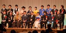 お笑い賞レース覇者3組が『たけしのエンタメ賞』日本芸能賞受賞