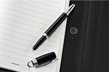モンブランの美しいノート&ボールペン―書いたメモをBluetoothでiPhoneに送れる