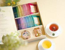 お茶好きに捧ぐ! ルピシアの「ブック オブ ティー」