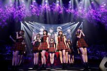 AKB48がアルバム発売記念イベント お花見のゆったり感のなかメンバーへの無茶ぶりも!?