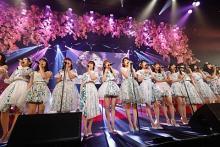 お花見ムードのAKB48アルバムイベント2日目 須田亜香里の顔面がクリームまみれの場面も!?