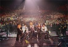 X JAPAN、歴史的ウェンブリー・アリーナ公演に現地熱狂