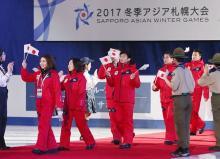 宇野、フリーで逆転V=フィギュア男子-日本、金メダル27で閉幕・冬季アジア大会