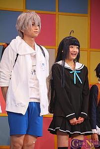 奥田こころ、舞台「初恋モンスター」で高校生役の中学生が小学生役のイケメン俳優と恋人を演じる?