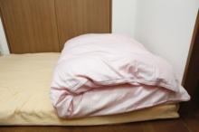 正しいケアで安眠を。「羽毛布団」のお手入れ方法