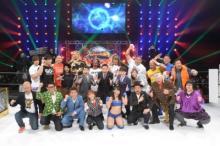 プロレス総選挙松井珠理奈がオカダ・カズチカの前でレインメーカーポーズを初披露!