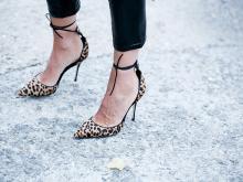 ヒール靴、何足持ってる?
