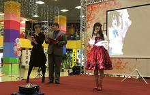 上坂すみれ、サハリンでの「日本文化デー」に出演 「日本の文化の魅力が少しでも伝えられていたら」
