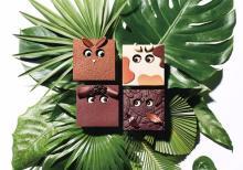 愛らしい動物たちのファミリーをチョコレートで表現した「イースター コレクション」が3月下旬より発売♪