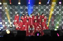NGT48、デビュー曲「青春時計」初披露 『CDTV』ガールズフェスで7組競演