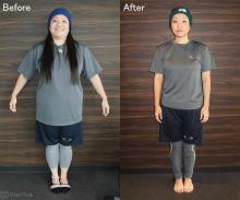 10.4キロ減のHY仲宗根泉、ビフォーアフターの姿を公開