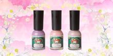 「胡粉(ごふん)ネイル」の春夏限定色が登場! 惹きつける。甘すぎない繊細ニュアンスカラー