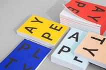 タイポグラフィ関連の書籍を中心とする古書店BOOK AND SONSで「PLAYTYPE」のフェアが開催