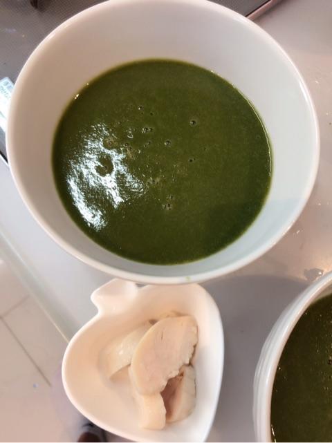 川崎希 アレクの手料理「レストランの味の再現したスープ」を公開
