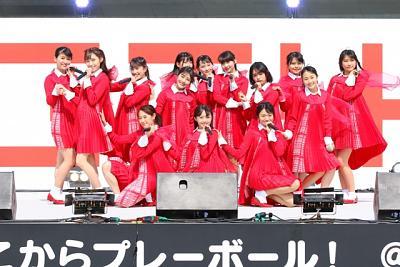 NGT48、メジャーデビュー記念イベントに1万人 デビュー曲『青春時計』のほか初披露曲も続々