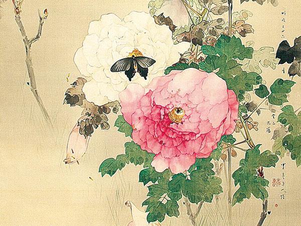 江戸の美意識に西洋感覚を融合させた花鳥画家の回顧展「蘇る!孤高の神絵師 渡辺省亭」展