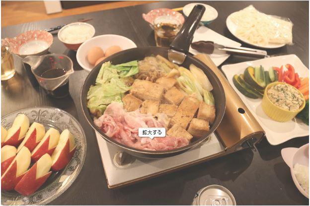 ダイエット&安くできるすき焼き、カギは「豆腐」