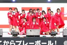 NGT48、ホームである新潟でメジャーデビュー記念イベント開催