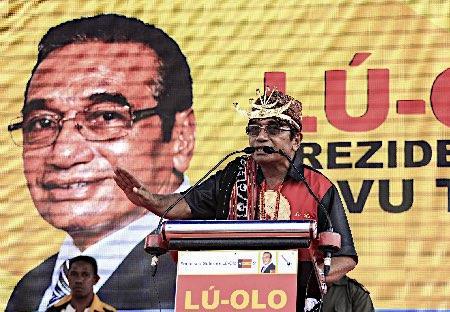 大統領選、投票始まる=東ティモール