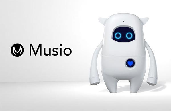 ソフトバンクC&S、英語学習用のAI搭載ロボット「Musio X」を発売
