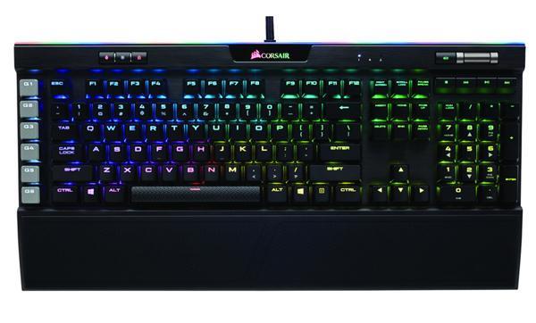 リンクス、1680万色LEDバックライト搭載メカニカルゲーミングキーボードを発売