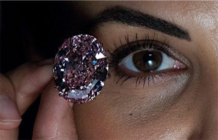 史上最大級のピンクダイヤ