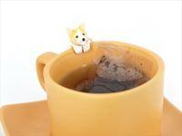 お茶の時間が楽しくなりそう コーギーのティーバッグホルダーがかわいい