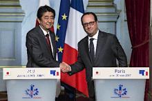 日仏、核燃料サイクル維持へ協力