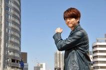 稲葉友が映画初主演 『N.Y.マックスマン』で再びヒーローに