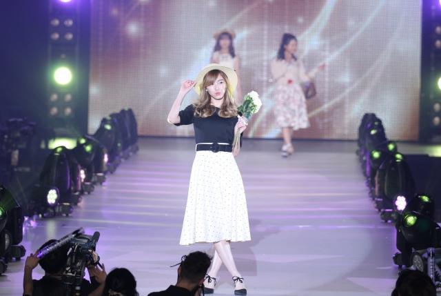 SKE48『関コレ』のランウェイ彩る「夢みたいな時間でした」