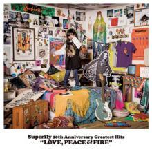Superfly、オールタイム・ベストよりファン投票3位の隠れた名曲「愛に抱かれて」MV公開