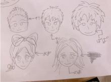 辻希美 夫・杉浦太陽が即興で描いた家族イラストにツッコミ